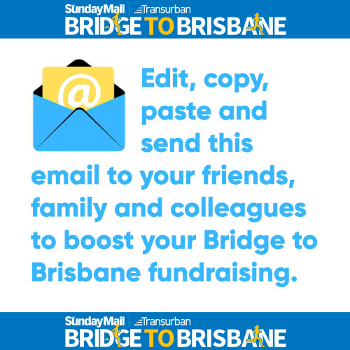 B2B Fundraising Email Template