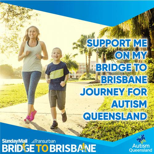 'Support me' B2B Social Image